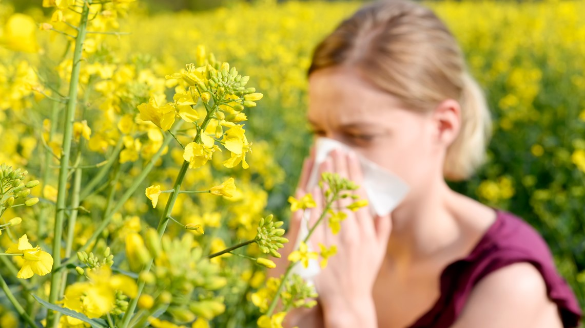 Allergic Reactions: Symptoms and Treatments
