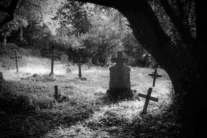 BachelorE28099s Grove Cemetery Bremen Illinois