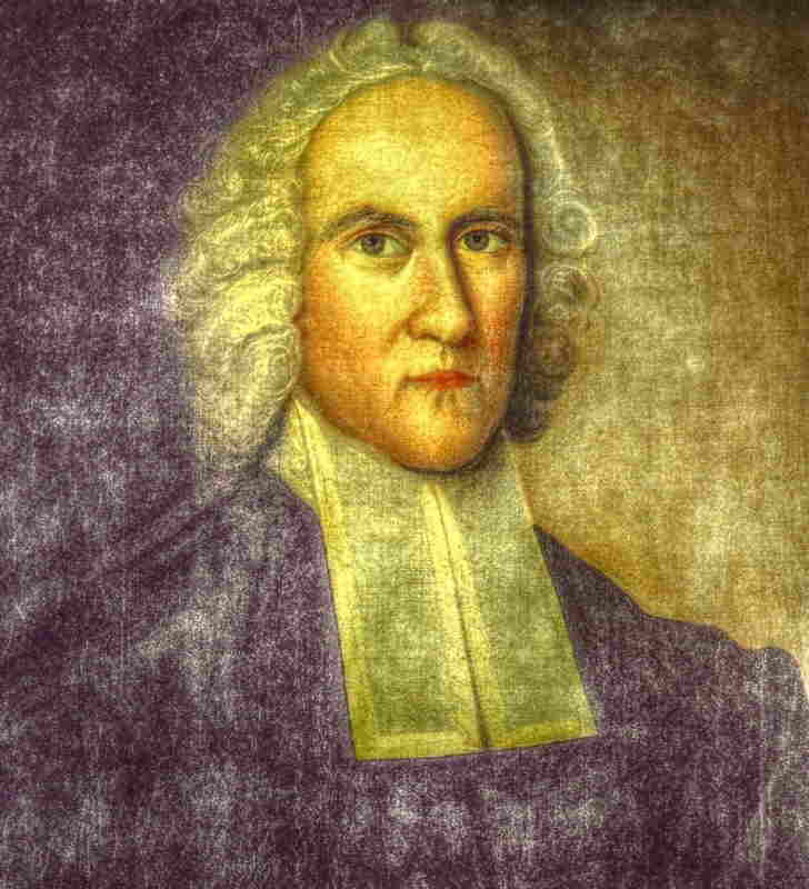 Jonathan Edwards Sinners in the Hands of an Angry God