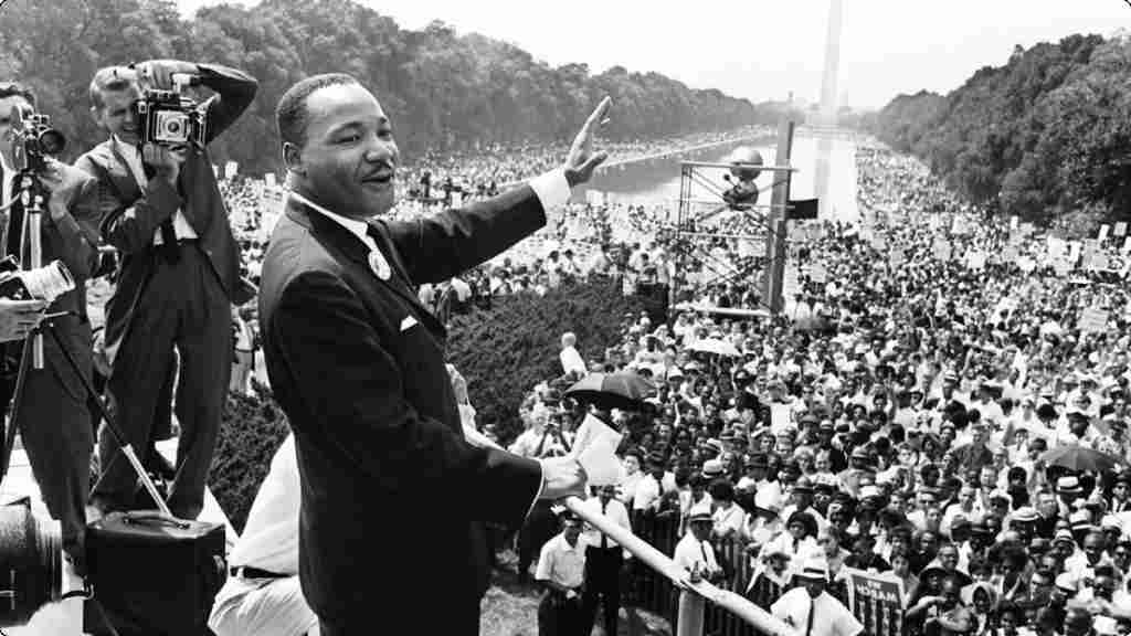 Martin Luther King a Have a Dream