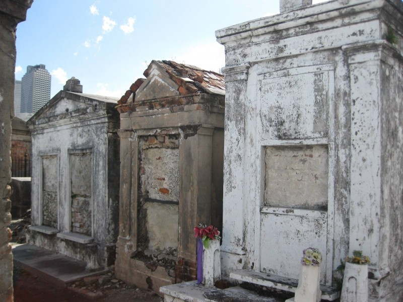 St. Louis Cemetery 1 New Orleans Louisiana