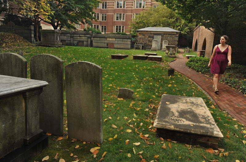 Most Haunted Cemeteries