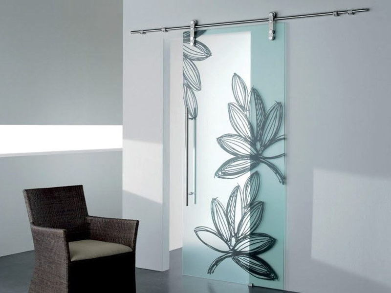 Decorate Glass Doors