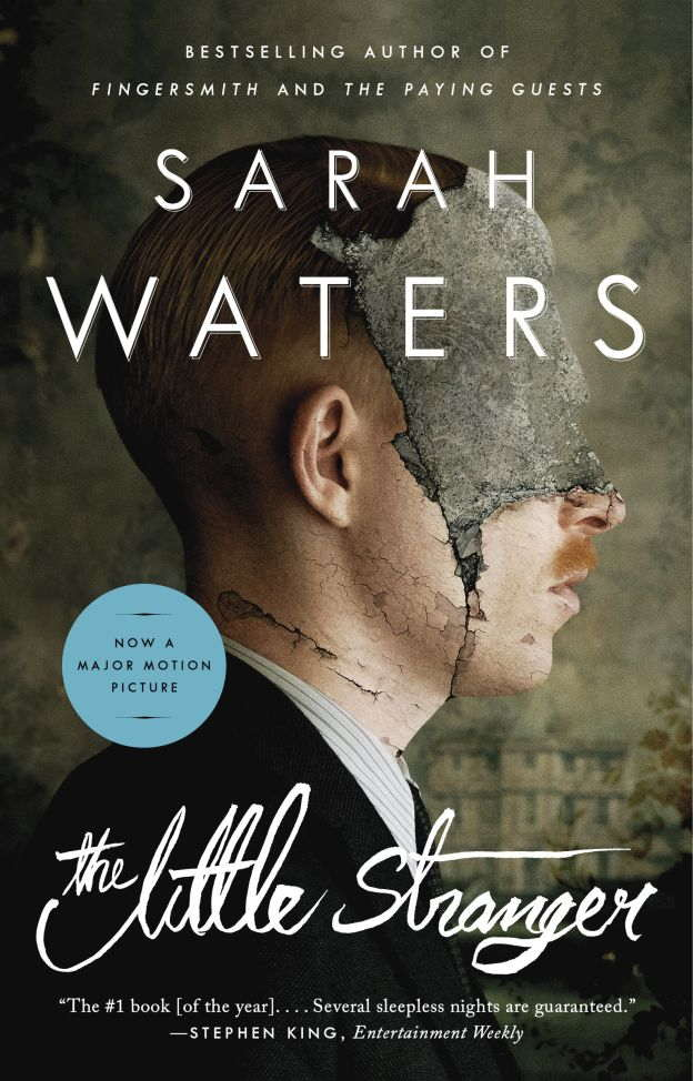 4. The Little Stranger by Sarah Waters