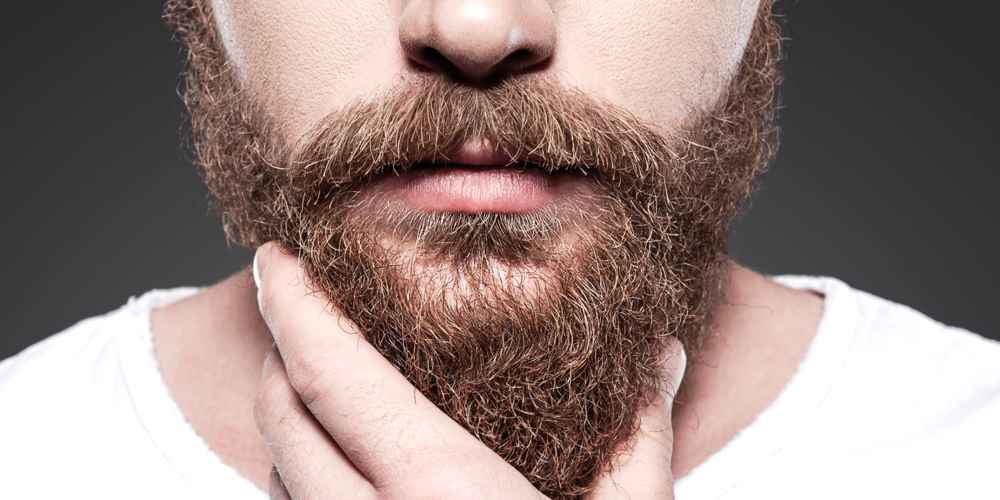 Men Are Using Their Beards To Seduce You, Says Science